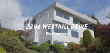 2206 Westhill Drive, West Vancouver